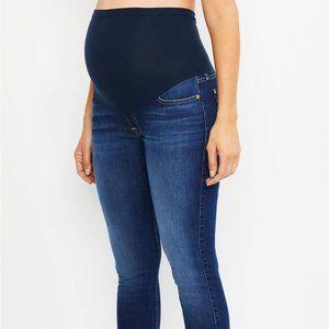 7forallmankind b(air) Maternity Skinny Jeans